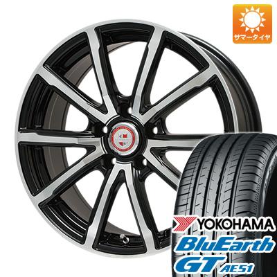 今がお得! 送料無料 215/60R16 16インチ サマータイヤ ホイール4本セット BIGWAY ビッグウエイ EXPLODE BPV 6.5J 6.50-16 YOKOHAMA ブルーアース GT AE51