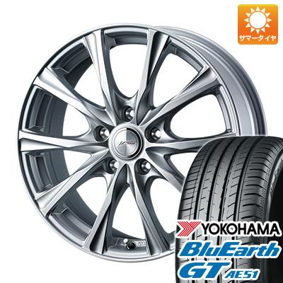 今がお得! 送料無料 215/65R16 16インチ サマータイヤ ホイール4本セット WEDS ウェッズ ジョーカー マジック 6.5J 6.50-16 YOKOHAMA ブルーアース GT AE51