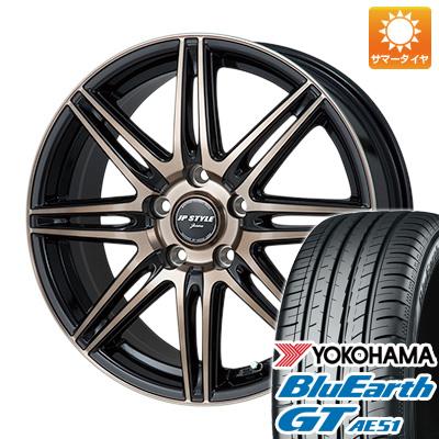 【送料無料】 235/40R18 18インチ MONZA モンツァ JPスタイルジェリバ 8J 8.00-18 YOKOHAMA ヨコハマ ブルーアース GT AE51 サマータイヤ ホイール4本セット