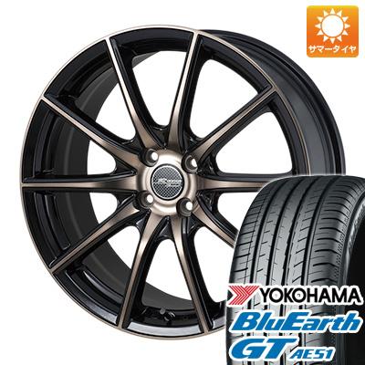 今がお得! 送料無料 185/60R15 15インチ サマータイヤ ホイール4本セット MONZA モンツァ Rバージョンスプリント 5.5J 5.50-15 YOKOHAMA ブルーアース GT AE51
