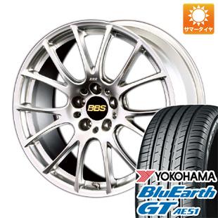 今がお得! 送料無料 225/40R18 18インチ サマータイヤ ホイール4本セット BBS JAPAN BBS RE-V 7.5J 7.50-18 YOKOHAMA ブルーアース GT AE51