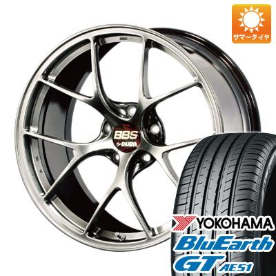 今がお得! 送料無料 245/35R19 19インチ サマータイヤ ホイール4本セット BBS JAPAN BBS RI-D 8.5J 8.50-19 YOKOHAMA ブルーアース GT AE51