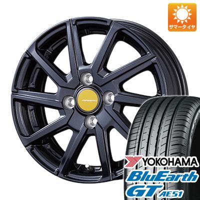 今がお得! 送料無料 185/55R15 15インチ サマータイヤ ホイール4本セット KOSEI コーセイ エアベルグ ローレン 5.5J 5.50-15 YOKOHAMA ブルーアース GT AE51