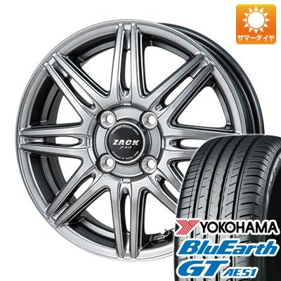 今がお得! 送料無料 195/45R16 16インチ サマータイヤ ホイール4本セット MONZA モンツァ ZACK JP-818 6J 6.00-16 YOKOHAMA ブルーアース GT AE51