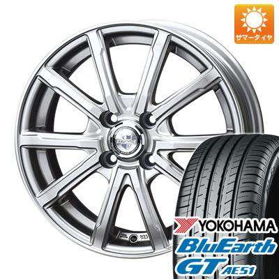 今がお得! 送料無料 205/55R16 16インチ サマータイヤ ホイール4本セット BIGWAY ビッグウエイ EXPLODE DM-10 6J 6.00-16 YOKOHAMA ブルーアース GT AE51