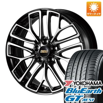 今がお得! 送料無料 215/40R18 18インチ サマータイヤ ホイール4本セット BBS JAPAN BBS RE-X 7.5J 7.50-18 YOKOHAMA ブルーアース GT AE51