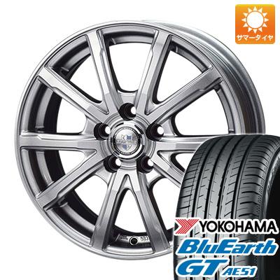 今がお得! 送料無料 215/65R16 16インチ サマータイヤ ホイール4本セット BIGWAY ビッグウエイ EXPLODE DM-10 6.5J 6.50-16 YOKOHAMA ブルーアース GT AE51