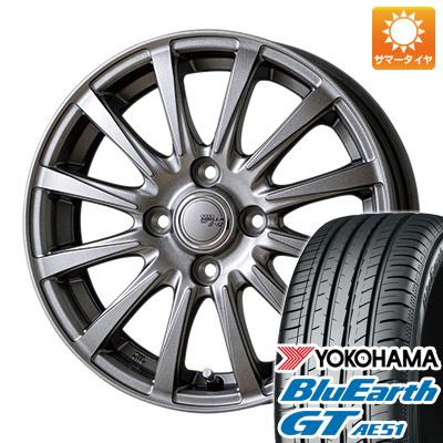 今がお得! 送料無料 165/55R15 15インチ サマータイヤ ホイール4本セット TOPY トピー シビラ NEXT B-12 4.5J 4.50-15 YOKOHAMA ブルーアース GT AE51
