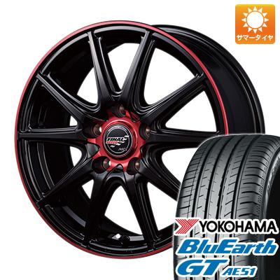 今がお得! 送料無料 195/45R16 16インチ サマータイヤ ホイール4本セット MID ファイナルスピード GR-ボルト 6J 6.00-16 YOKOHAMA ブルーアース GT AE51