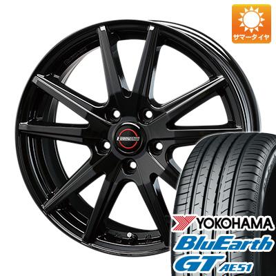 今がお得! 送料無料 205/65R16 16インチ サマータイヤ ホイール4本セット BLEST ブレスト ユーロマジック ランスST 6.5J 6.50-16 YOKOHAMA ブルーアース GT AE51