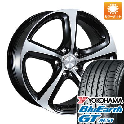 今がお得! 送料無料 205/65R15 15インチ サマータイヤ ホイール4本セット BRIDGESTONE ブリヂストン バルミナ Z5 6J 6.00-15 YOKOHAMA ブルーアース GT AE51