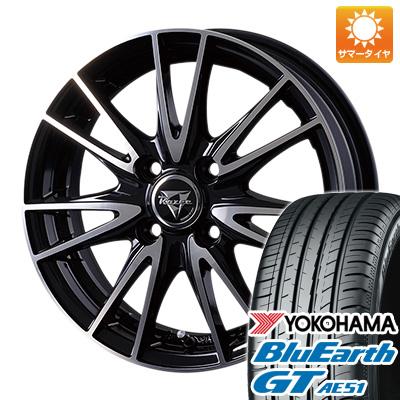 今がお得! 送料無料 155/65R14 14インチ サマータイヤ ホイール4本セット INTER MILANO インターミラノ レイジー NX-7 4.5J 4.50-14 YOKOHAMA ブルーアース GT AE51