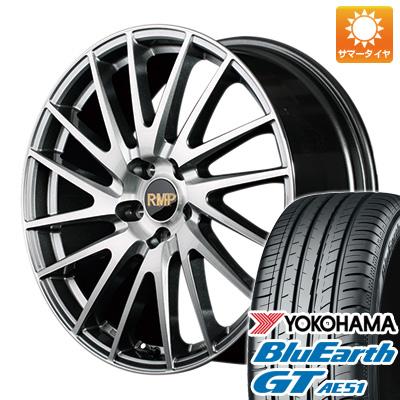 【送料無料】 215/45R18 18インチ MID RMP 016F 7J 7.00-18 YOKOHAMA ヨコハマ ブルーアース GT AE51 サマータイヤ ホイール4本セット
