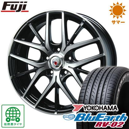 今がお得! 送料無料 205/65R16 16インチ サマータイヤ ホイール4本セット BLEST ブレスト ユーロスポーツ MXベテルグ 6.5J 6.50-16 YOKOHAMA ブルーアース RV-02