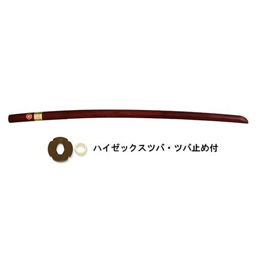 木刀 スヌケ大刀(スヌケ木刀)(ツバ・ツバ止め付) (木刀類) B-10 木刀類