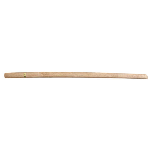 一刀流 木刀 白樫 新登場 白樫木刀 B-23 百貨店 居合 古流型木刀