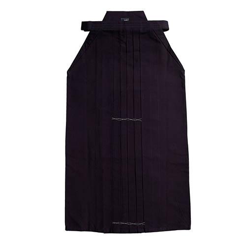 剣道袴 武州正藍染 最高級仕立 11000番 木綿剣道袴 綿袴 (剣道具) K-198