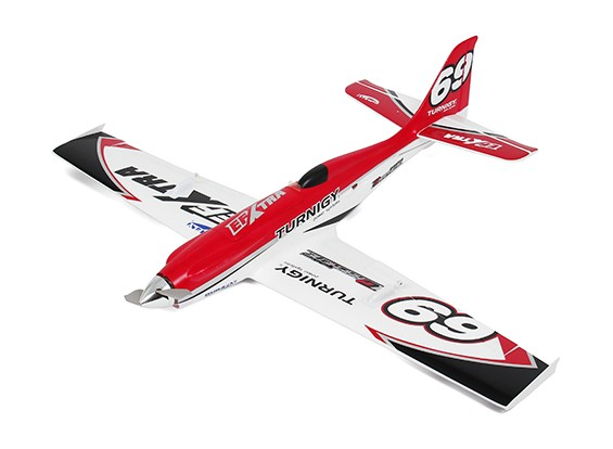 EFXtra Racer High Performance Sports Model 975mm (Red) (PnF)