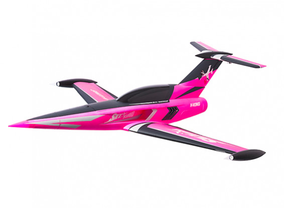 H-King SkySword Pink 70mm EDF Pink SkySword Jet 990mm Jet (40
