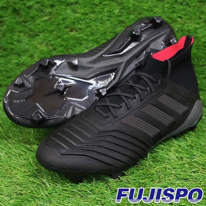 プレデター 18.1 FG/AG アディダス(adidas) サッカースパイク コアブラック×コアブラック×リアルコーラルS18 (CM7413)