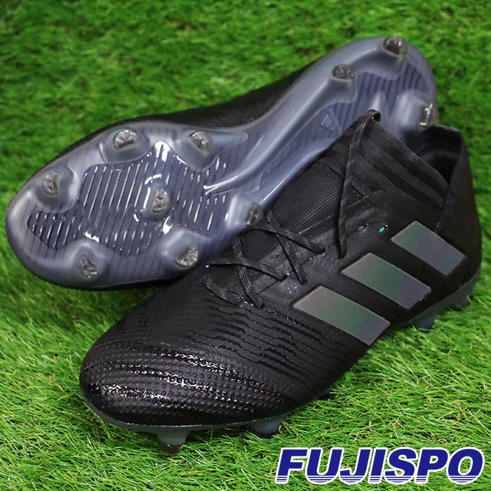ネメシス 17.1 FG/AG アディダス(adidas) サッカースパイク コアブラック×コアブラック×ハイレゾグリーンS18 (CP8934)