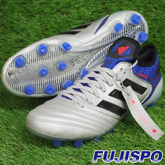 日本最大の コパ コパ 18.1-ジャパン HG/AG 18.1-ジャパン アディダス(adidas) サッカースパイク シルバーメット×コアブラック×フットボールブルー (B96592)【2018年8月アディダス】, LARA LILY:01c337e0 --- canoncity.azurewebsites.net