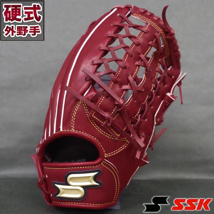 プロエッジ 硬式 グラブ 外野 エスエスケイ(SSK) 【野球・ソフト】 グローブ 右投げ (PEK57518F-48)