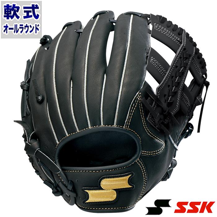 軟式 グラブ スーパーソフト オールラウンド エスエスケイ(SSK) 【野球・ソフト】 グローブ 右投げ (SSG850-90)