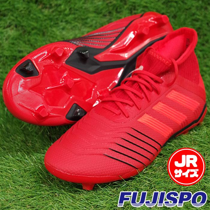 プレデター 19.1 FG/AG J アディダス(adidas) ジュニアサッカースパイク アクティブレッドS19×ソーラーレッド×コアブラック (CM8529)【2018年11月アディダス】