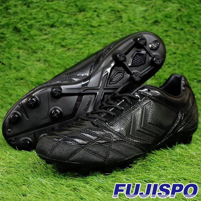 ヴォラートKS ヒュンメル(hummel) サッカースパイク ブラック×ブラック (HAS1235-9090)【2018年12月ヒュンメル】