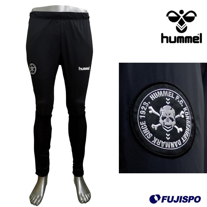 FC.SKULL ハイブリッドテックパンツ (HAT8000ZS)ヒュンメル(hummel) トレーニングパンツ ジャージパンツ フィット スリム