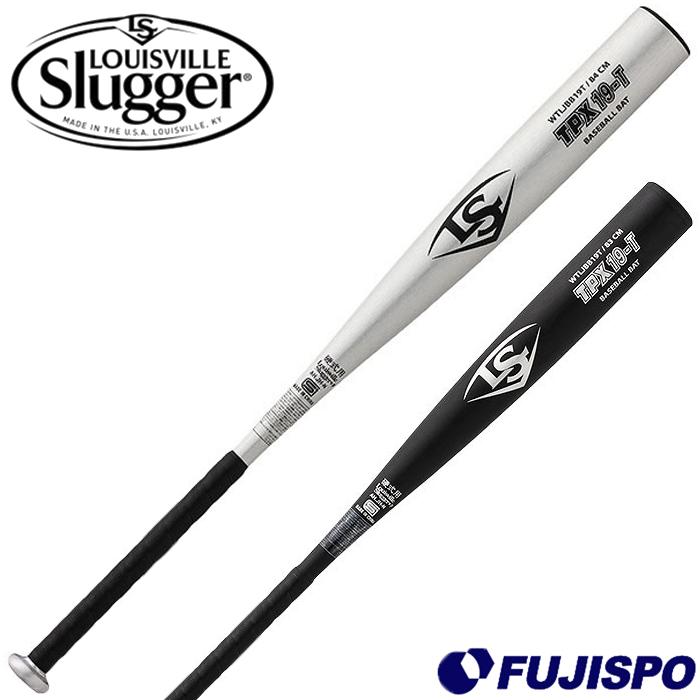 ルイスビルスラッガー(Louisville Slugger) 硬式 金属バット TPX 19-T【野球・ソフト】金属 バット トップバランス (WTLJBB19T)
