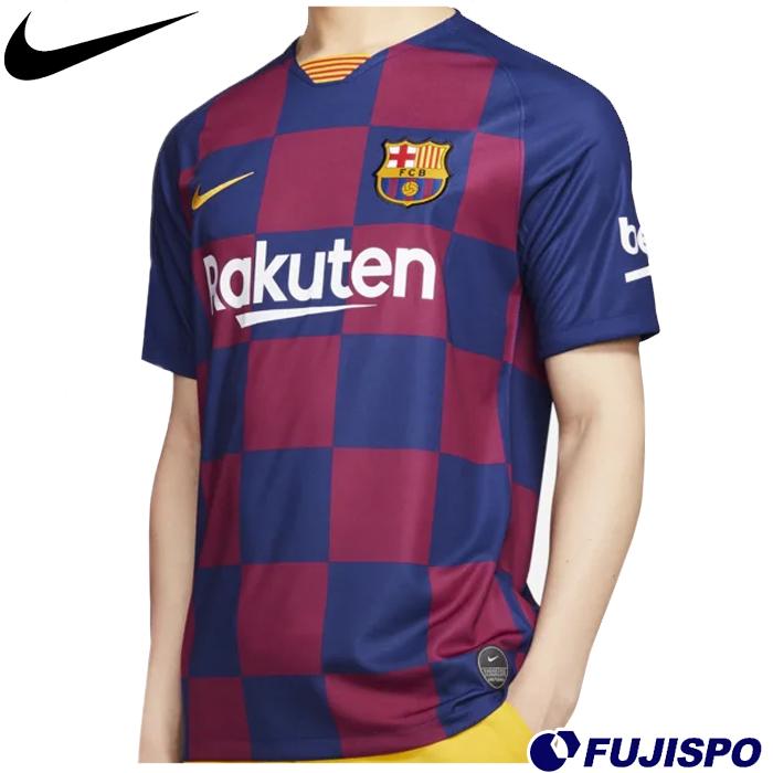 FCバルセロナ 2019-2020 ホーム スタジアム ユニフォーム (AJ5532)ナイキ(NIKE) クラブチーム レプリカユニフォーム
