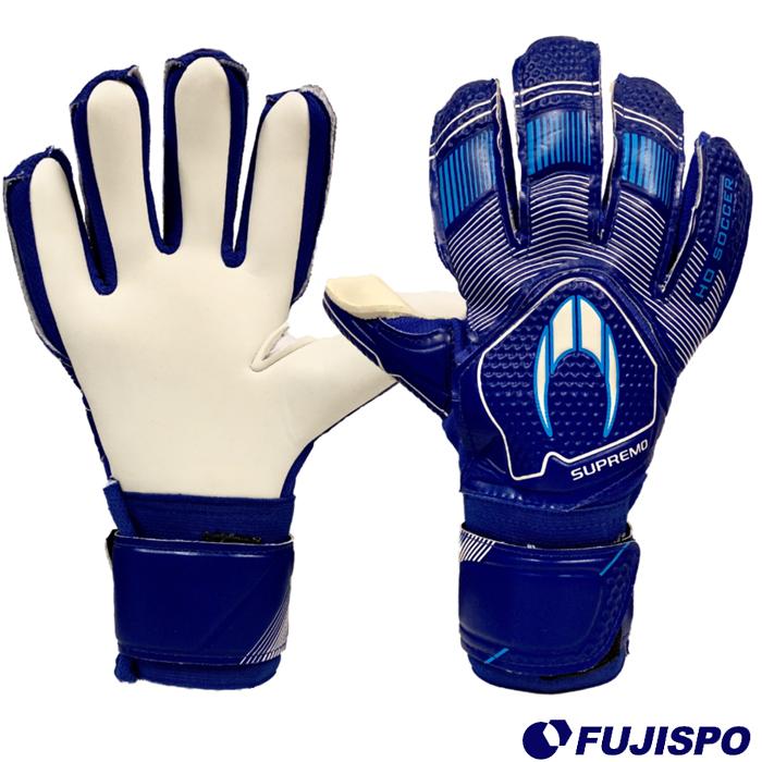 CLONE SUPREMO II NEGATIVE PACIFIC BLUE(510756) キーパーグローブ キーパー手袋 ブルー エイチオーサッカー(HO SOCCER)