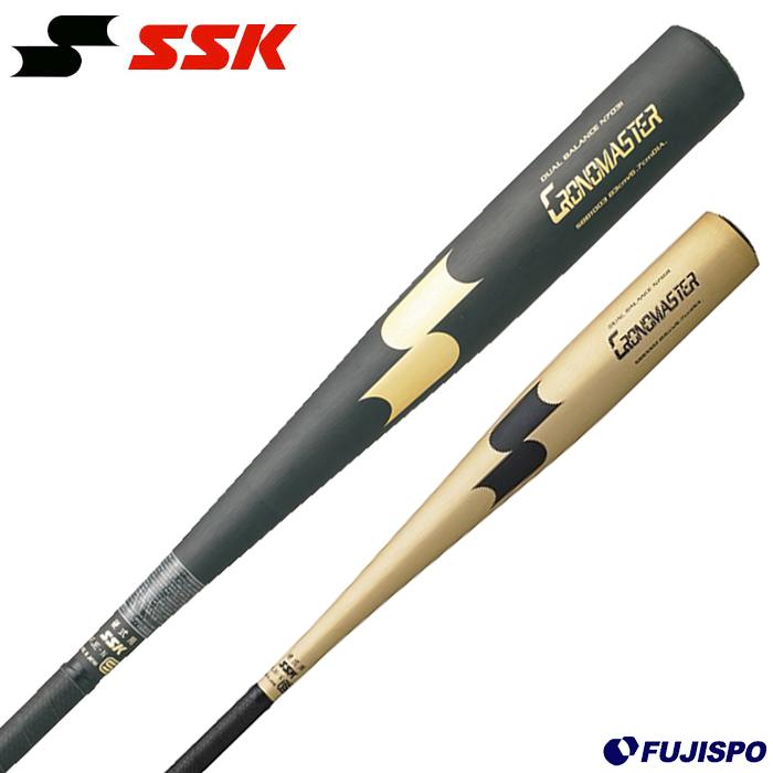 エスエスケイ(SSK) 硬式 金属バット クロノマスター【野球・ソフト】バット 金属 ミドルバランス (SBB1003)