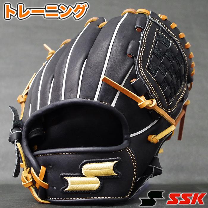 硬式 トレーニング グラブ TRG20 エスエスケイ(SSK) 【野球・ソフト】 練習用 グローブ 右投げ (TRG20L-9047)