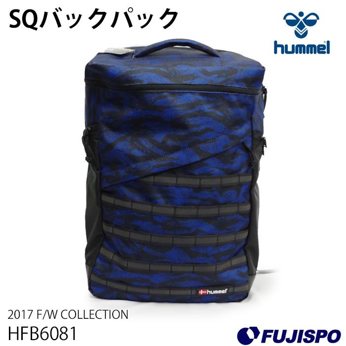 [hummel] (90) (HFB2037) 送料無料 (※沖縄除く) ヒュンメルトートバッグ 19L ブラック