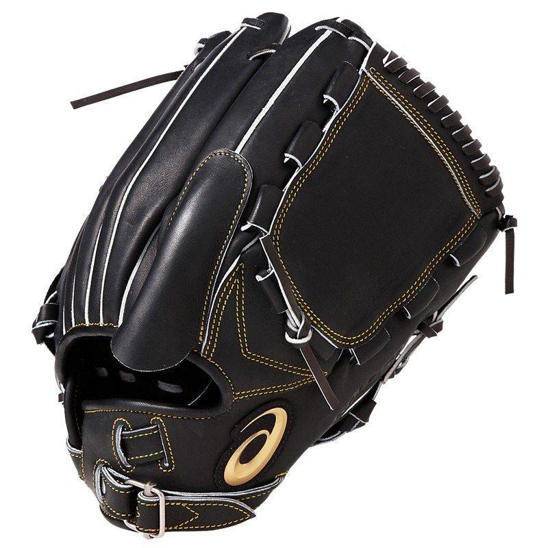 【あす楽対応】アシックス 野球 硬式グローブ 投手用 グラブ ゴールドステージ スピードアクセル タイプF 右投げ BGH8TP 001カラー LH