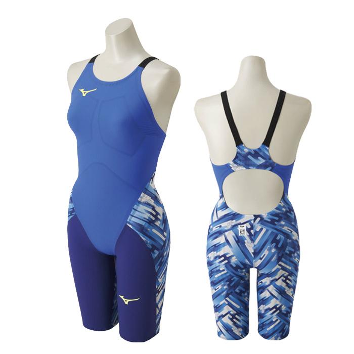 【あす楽対応】 Mizuno ミズノ レディース 競泳水着 ハーフスーツ GX・SONIC3 ST N2MG6201 27カラー