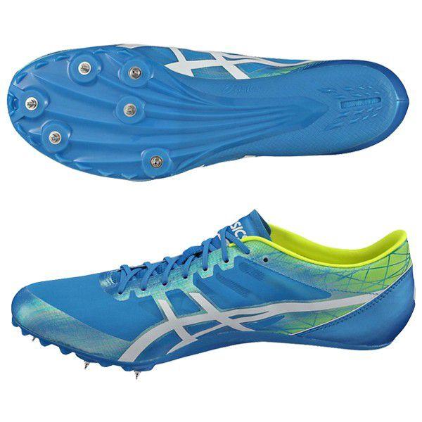 asics亚瑟士田径钉鞋声速短距离精英TTP515 4301彩色