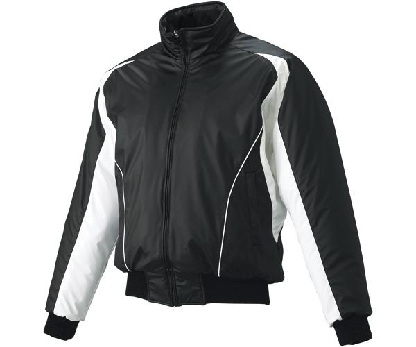 【取り寄せ品】 エスエスケイ SSK 野球 蓄熱グラウンドコート フロントフルZIP(中綿) SSK-BWG1002 (9010W)ブラック×ホワイト×ホワイト メンズ・ユニセックス