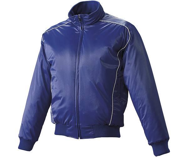【取り寄せ品】 エスエスケイ SSK 野球 蓄熱グラウンドコート フロントフルZIP(中綿) SSK-BWG1003 (6310)Dブルー×ホワイト メンズ・ユニセックス