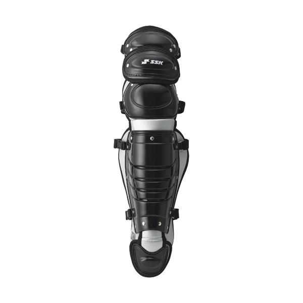 【取り寄せ品】 エスエスケイ SSK 軟式用レガ-ズ(トリプルカップ) SSK-CNL1100C (9096)ブラック×シルバーグレー
