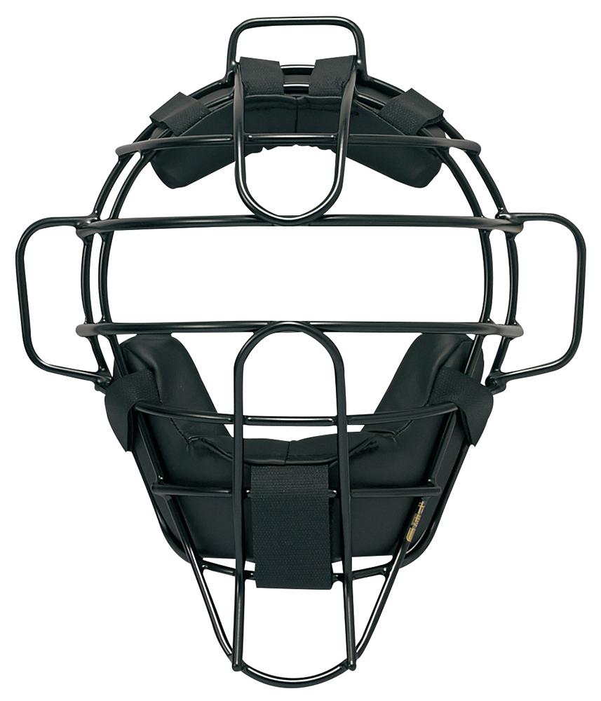 【取り寄せ品】 エスエスケイ SSK 硬式用審判用チタンマスク SSK-UPKM710S (90)ブラック