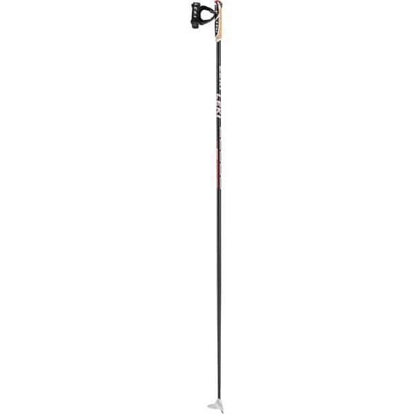 レキ LEKI クロスカントリースキー レーシングポール 品質保証 ブラック クロスカントリースキー店舗 CC600 643-4087 《週末限定タイムセール》