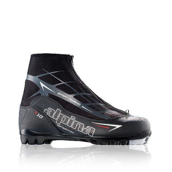 【クロスカントリースキー店舗】 アルピナ ALPINA ブーツ NNN T10 5004-3K 2019-2020モデル