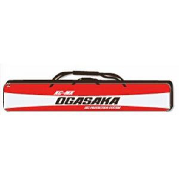 【クロスカントリースキー店舗】 OGASAKA SKI オガサカスキー クロスカントリースキー スキーケース 8~10台入 XC-MX キャッシュレス・消費者還元事業 5%