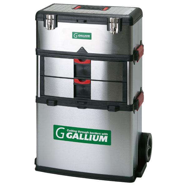 【クロスカントリースキー店舗】 GALLIUM ガリウム チューンナップ ケース ホイールワクシングコンテナ LD0006