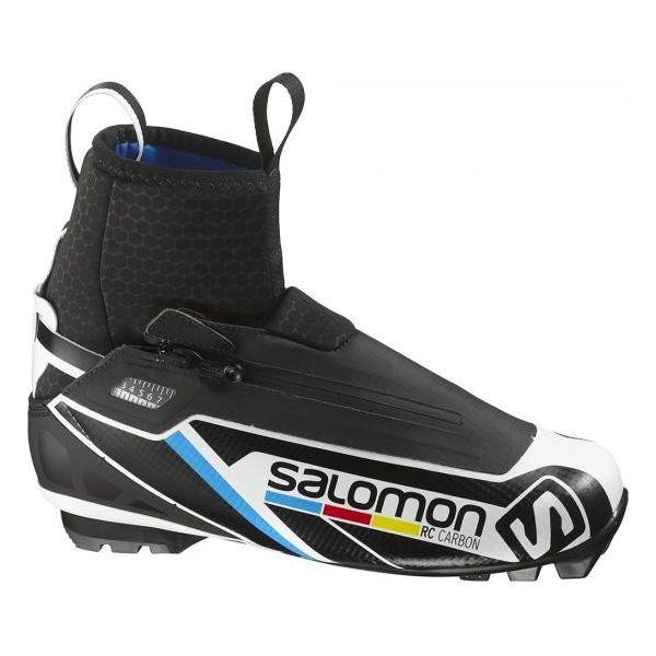 【クロスカントリースキー店舗】 SALOMON サロモン クロスカントリースキー ブーツ SNS RC カーボン 377767 16-17モデル