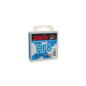 【クロスカントリースキー店舗】 スウィックス SWIX ワックス WAX スキー スノーボード クロスカントリースキー フッ素高含有 ハイフッ素 HF6 HF06X-4 キャッシュレス・消費者還元事業 5%